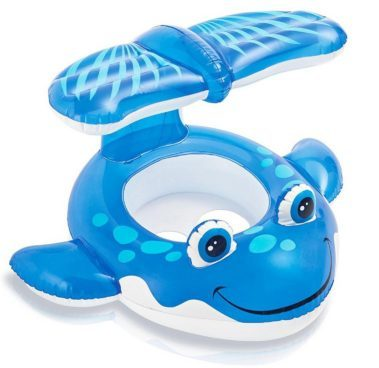 Intex Whale Baby Float Only $6.05! (Reg. $8)