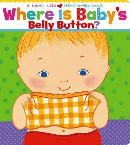 FREE Where is Baby's Belly Button? Board Book! ($5.99 value)