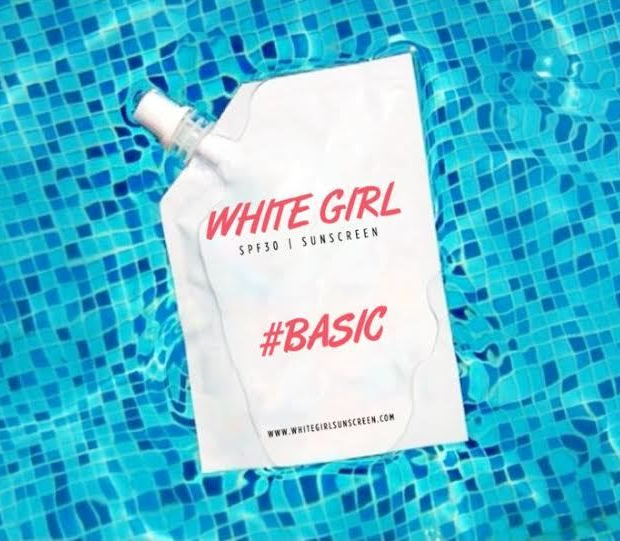 FREE White Girl Sunscreen Sample!