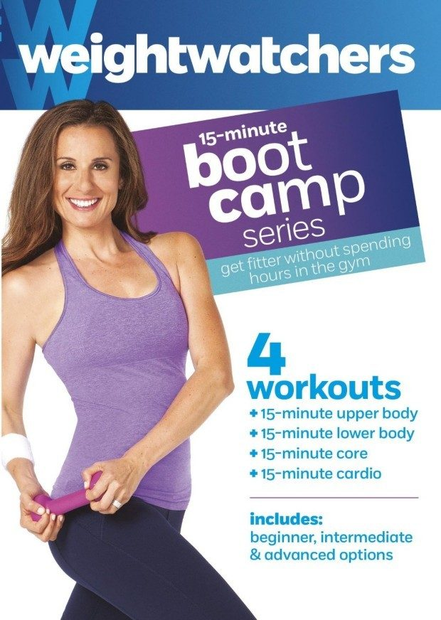 Weight Watchers: 15-Minute Boot Camp Series Just $9.90!