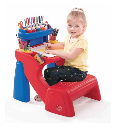 Step2 Art Desk Only $37.99 + FREE Shipping (Reg. $70)!