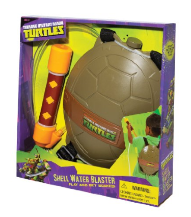 Teenage Mutant Ninja Turtles Shell Water Blaster Only $14.50 (Reg. $19)!