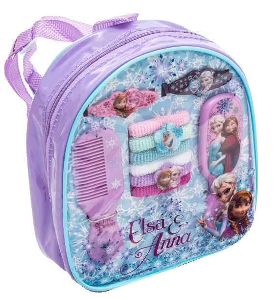 Frozen Backpack with Assorted Hair Accessories Only $14.99 + FREE Shipping!
