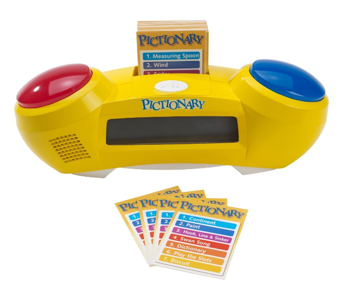 Pictionary Showdown Game Only $16.21 + FREE Prime Shipping (Reg. $35)!