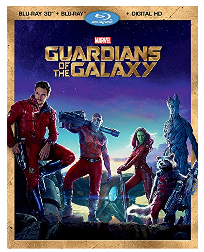 Guardians of the Galaxy On Blu-ray ONLY $19.99 + FREE Prime Shipping (Reg. $40)!