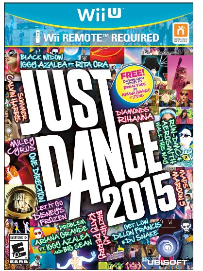 Just Dance 2015 for Wii U or PS3 Only $19.99 + FREE Prime Shipping (Reg. $40)!