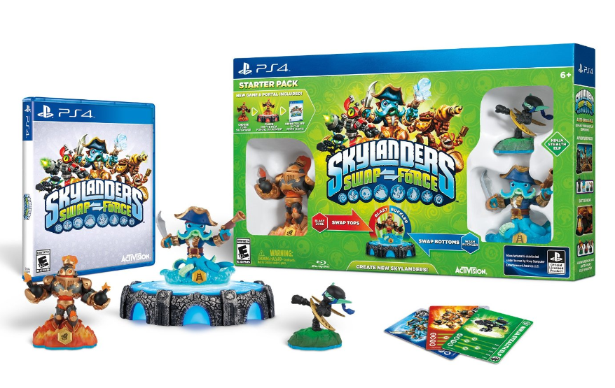 Skylanders Swap Force Starter Pack - Xbox One Just $10 Down From $45!