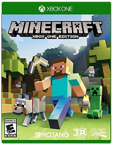 Minecraft As Low As $14.99 + FREE Prime Shipping (Reg. $20)!