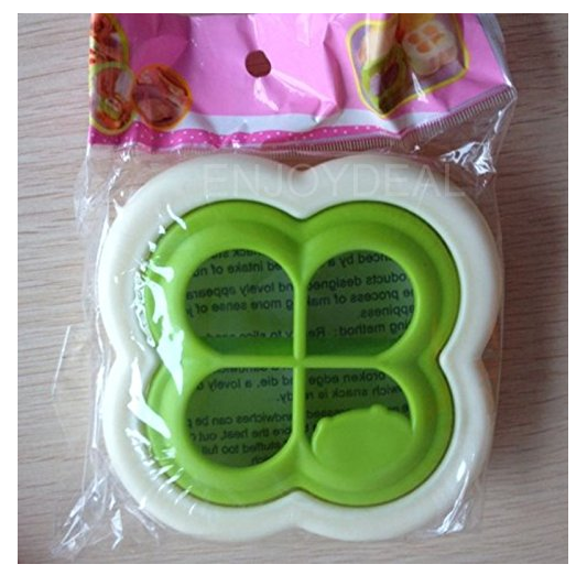Four Leaf Clover Sandwich Bread or Cookie Cutter $3.43 + FREE Shipping!