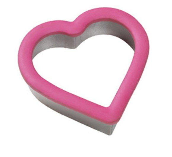 Wilton Extra Large Comfort Grip Heart Cookie Cutter