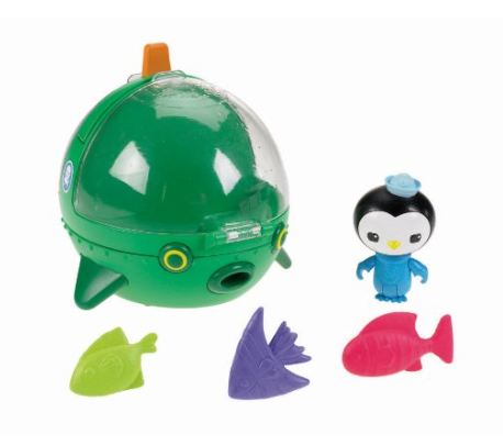 Fisher-Price Octonauts Gup-E Vehicle Just $5.35 + FREE Prime Shipping (Reg. $16)!