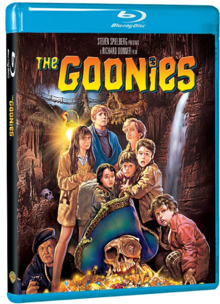 The Goonies Blu-ray DVD Only $5.99 + FREE Prime Shipping!