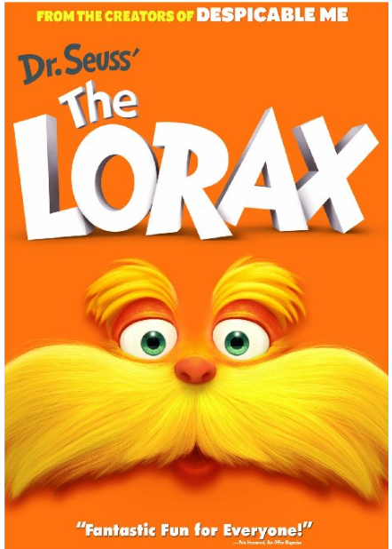 Dr Suess' The Lorax