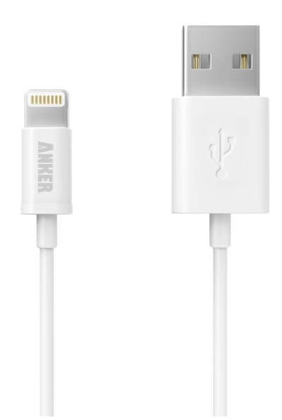 Apple Certified MFi Lightning Charging Cable $9.99 + FREE Prime Shipping (Reg. $20)!