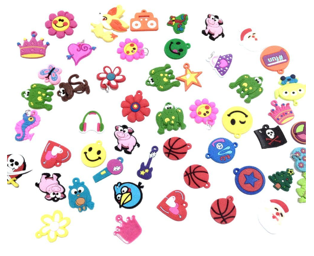 30-Piece Charms For Loom Bracelets Just $5.87 + FREE Prime Shipping (Reg. $15)!