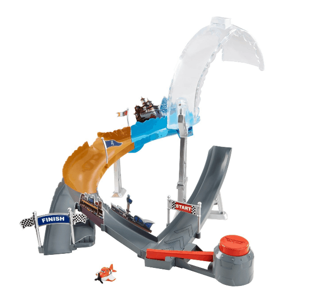 Disney Planes Micro Drifters Air Dare Loop Track Set ONLY $12.00 + FREE Prime Shipping (WAS $21)!
