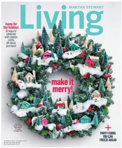 Martha Stewart Living Magazine $9.99 A Year (Reg. $60)!