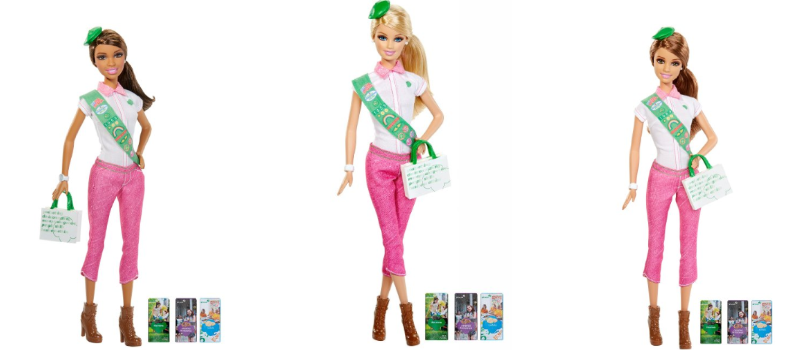 Girl Scout Barbie Dolls As Low As $6.75 + FREE Prime Shipping (Reg. $13)!
