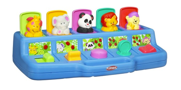 Playskool Busy Poppin' Pals Toy Only $10 + FREE Prime Shipping (Reg. $19)!