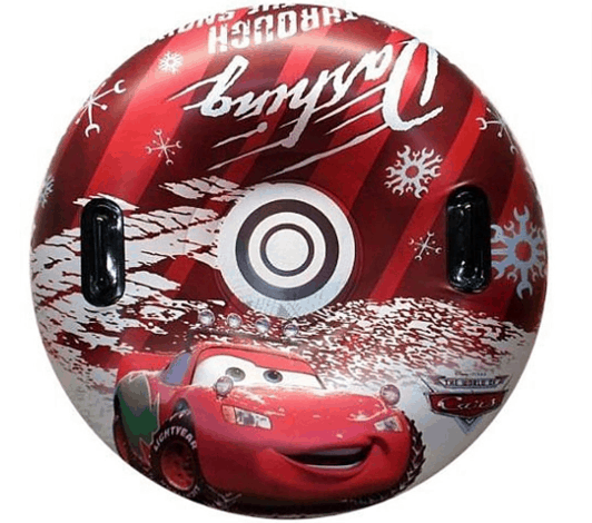 Disney's Cars Inflatable Snow Tube ONLY $8.99 + FREE Shipping (WAS $50)!