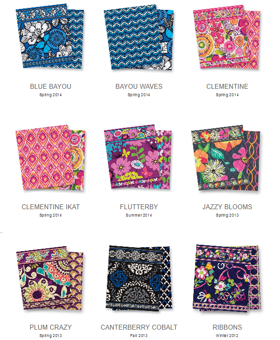 Vera Bradley 50% OFF Sale - Tons of A-List Colors Available!