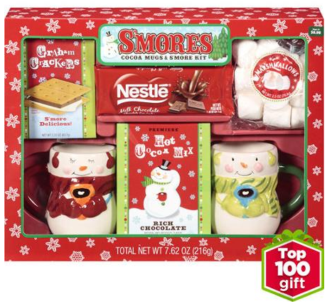 S'more Kit Gift Set with Mugs and Cocoa ONLY $9.98 + FREE Shipping!