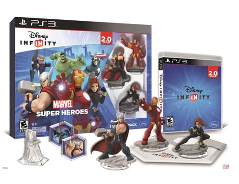 Disney INFINITY Marvel Super Heroes (2.0 Edition) Starter Pack Only $44.96 + FREE Shipping (Reg. $75)!