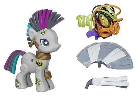 My Little Pony Pop Zecora Style Kit Only $4.65 + FREE Store Pickup (Reg. $17.50)!