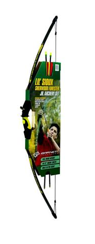 Barnett Li'l Sioux Recurve Youth Archery Set ONLY $15 + FREE Store Pickup (reg $25)!