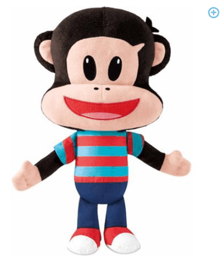 ROLLBACK! Fisher-Price Julius Jr. Talking Plush $11.51 + FREE Pickup (WAS $17.99)!