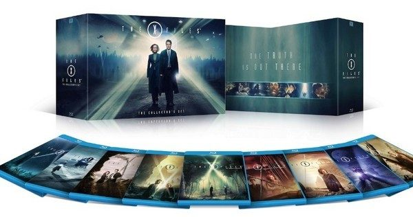 X-Files: The Collector's Set [Blu-ray] Only $129.99!