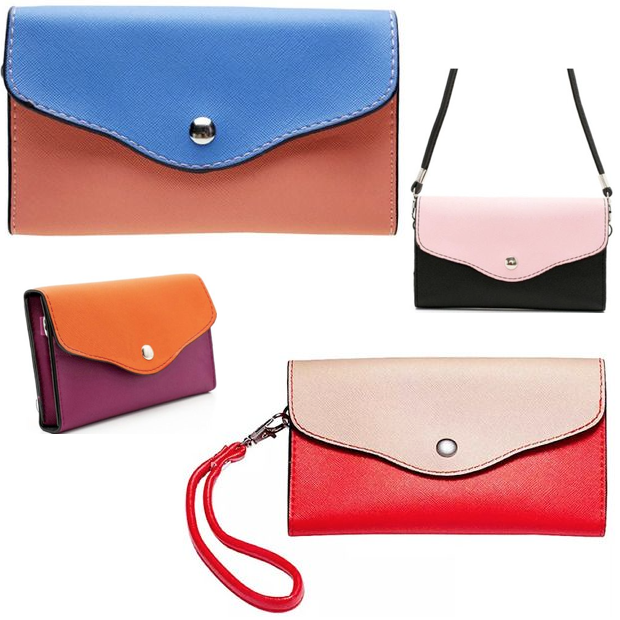 Two-Tone Cross-Body Smartphone Bag Only $15 Shipped!