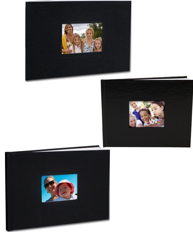 Soft Keyhole Cover Photo Book Just $1 From York Photo!