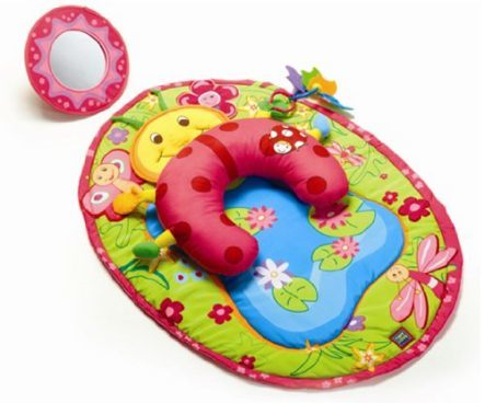 Tummy Time Ladybug Fun Activity Mat Only $14.99! (Reg. $28)