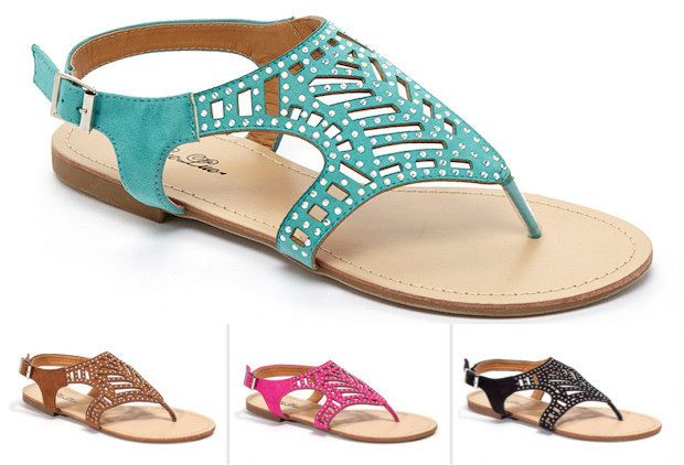 Silvia Sandal Only $14.99!