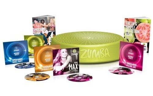 Zumba Fitness Incredible Results Just $58.35!